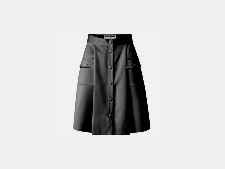 Skirt Vamp
